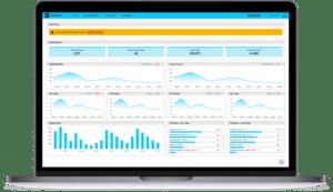RosettaPos screen 1