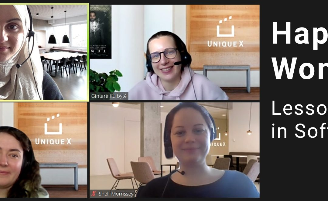 The Women Behind Unique X: Learnings and Advice