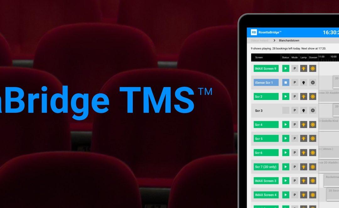 RosettaBridge Theatre Management System: The Cinema's Operational Hub